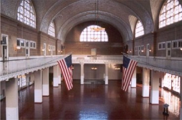Ellis Island Tours with Tom Bernardin