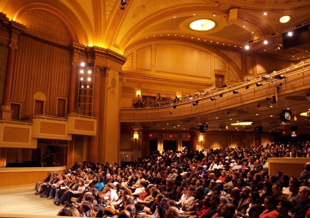 Brooklyn Tabernacle Choir Tour