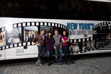 New York TV and Movie Tour